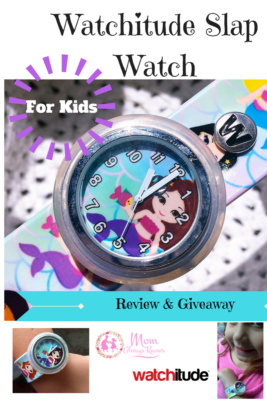 slap watch giveaway