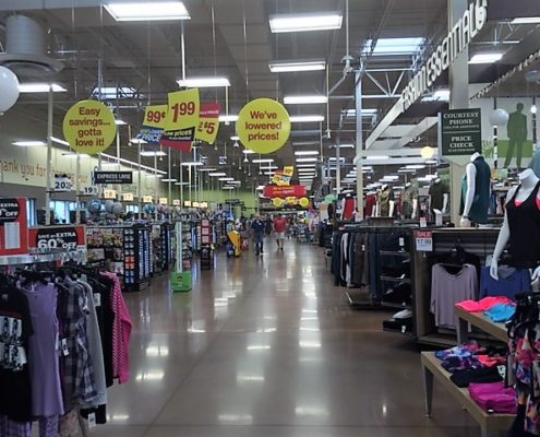 kroger clothing deparment
