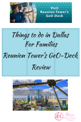 reunion tower review