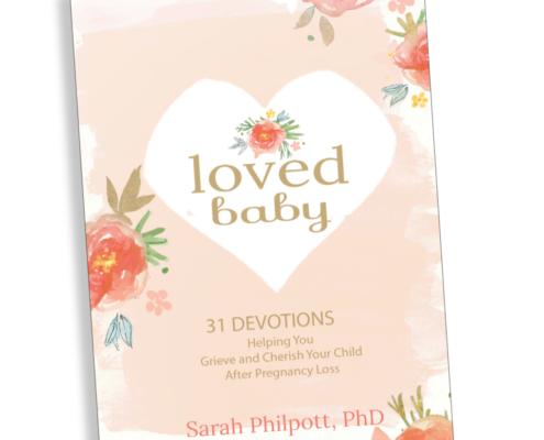 loved baby by sarah philpott